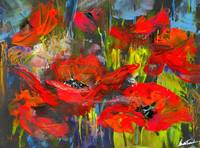 Swinging Poppies