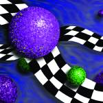 """""""Textured Spheres"""" by Lisa_Pluchino"""