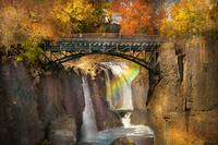 Autumn - Patterson NJ - The Great Patterson Falls
