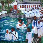 """Baptismal Church"" by CASB"