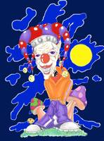 Mystical Art jester