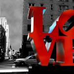 """Love - Robert Indiana - New York City"" by JohnWardell"