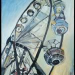 """""""Ferriswheel"""" by drewdavisfineart"""