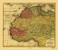 Map of North West Africa (1792)