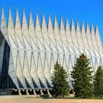 """United States Air Force Academy Chapel"" by joefoto"