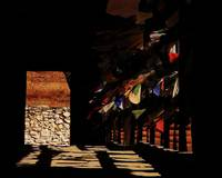 Covered Bridge - Paro