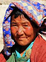 OLD VENDOR II - WEEKEND MARKET - PARO