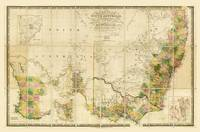 Map of South Australia (1850)