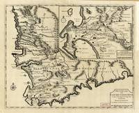 Cape of Good Hope, South Africa Map (1726)