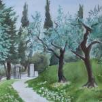 """Olive Grove"" by carolynbishop68"