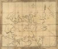Arctic Ocean Map (1854)
