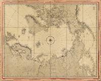 North Polar Sea Map (1855)
