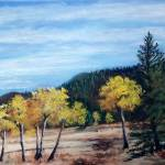 """Fall in the Rockies"" by carolynbishop68"