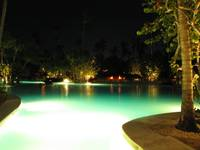 Iberostar Bavaro - Pool at Night 2