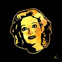 Baby Jane | Gold Series | Pop Art