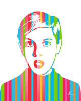 Twiggy | Pop Art
