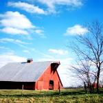 """Red Barn"" by barephotos"