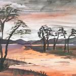 """Old Man River"" by YaelEylatTanaka"