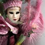 """""""Francine in pink and green"""" by DonnaCorless"""
