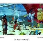 """Koki Market 1974 PNG"" by DavidBleakley"