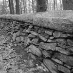 """New England Cemetery Stone Wall"" by gpage"