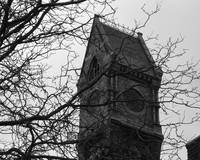 Worcester State Hospital Clock Tower