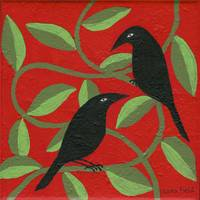Two Crows for Joy