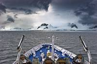 Destination Antarctica.