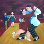"""El Tango Del Deseo"" by edspaintpot"