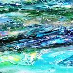 """Frag_BeachesBoats&Blue1"" by ChrisMarshall"