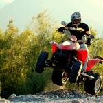 """Quad ATV Sport Action"" by cosmos"