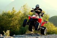 Quad ATV Sport Action