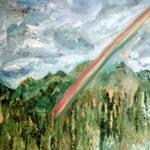 """Denali Rainbow"" by sheaholliman"