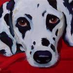 """Dalmation"" by SusanConePorges"