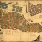 """""""1754 St. Croix map"""" by ArtistiquePrints"""