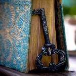 """Book and key"" by rogerjporter"