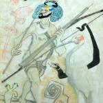 """""""Brolga Man"""" by DavidBleakley"""