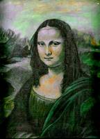 Impression of Mona Lisa