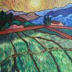 """""""Wheat Field"""" by kerian"""