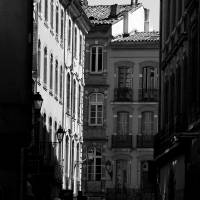 Alley in Toulouse Art Prints & Posters by Brian MacDonald