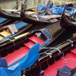 """gondolas at rest"" by maryalicefranklin"