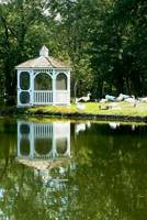 Gazebo Reflection