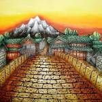 """A Morning in Li Jiang"" by MarkandLauraBurrows"