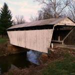 """Kirker Covered Bridge"" by DivaPhotography"