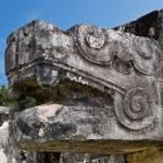 """Mayan Sculpture"" by tuxxme"