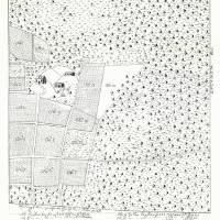 1759 Estate La Grange St. Croix map Art Prints & Posters by ArtistiquePrints .com