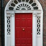 """Red Door no16"" by DonnaCorless"
