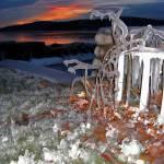 """Lake Hopatcong Ice"" by ktcardiogirl"