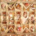 """Sistine Chapel Ceiling"" by dallaspoore"