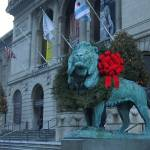 """Lion at the Chicago art institute"" by PatrickWarneka"